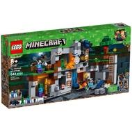 【樂GO】LEGO 樂高 21147 樂高積木 Minecraft 當個創世神系列 The Bedrock 原廠正版
