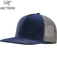Arcteryx 始祖鳥 Logo網帽/卡車帽/鴨舌帽 25191 夜月藍/藻綠