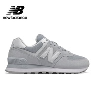 【NEW BALANCE】NB 復古鞋_女鞋_粉藍_WL574OAA-B楦 運動 休閒 潮流 時尚
