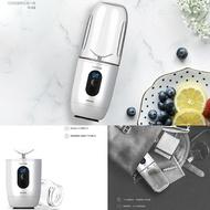 日本 AIWA 愛華 隨身果汁機 研磨機 電動果汁機 冰沙機 隨行杯 豆漿機 榨汁機 隨身杯 USB充電式隨身果汁機