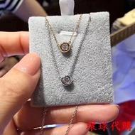 免稅代購Tiffany & Co. 單鑽項鍊 純銀項鍊 鎖骨項鍊 水滴項鍊 Tiffany經典款 海外代購