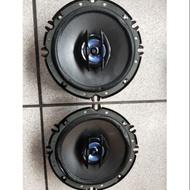 6.5 SONY同軸喇叭(汽車音響主機  汽車音響  車用喇叭  其它  重低音 )