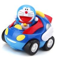 哆啦a夢遙控車玩具 男孩充電電動遙控汽車兒童玩具車寶寶遙控賽車