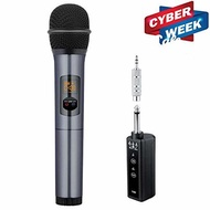 Wireless Microphone Karaoke System - Kithouse Handheld Microphone Wireless Professional Singing M...