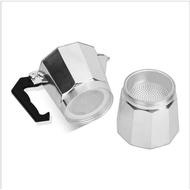 Wayne Shop เครื่องชงกาแฟ มอคค่า กาต้มกาแฟสด เครื่องชงกาแฟสด เครื่องทำกาแฟ แบบปิคนิคพกพา วินเทจ Ma chérie