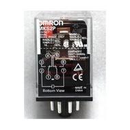 MKS2P-AC110V OMRON MK系列 圓8腳繼電器(含稅)【佑齊企業 iCmore】
