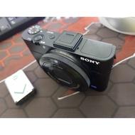 二手正常 SONY RX100M2 相機 9成5新 取代RX100 WX350 W810