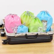 A2594 กันน้ำเสื้อผ้ารองเท้ากระเป๋า bundle, ซักผ้าและวาดเชือกกระเป๋าเดินทางกระเป๋าเป็นมิตรกับสิ่...