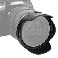 LH-J66 ฮู้ดสีดำสำหรับเลนส์โอลิมปัส M.Zuiko Digital ED 12-40mm f/2.8 PRO ใช้แทน Olympus LH-66 Lens Hood