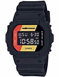 [Casio] CASIO Watch G - SHOCK G - Shock THE HUNDREDS Collaboration Model DW - 5600HDR - 1JR Men &...