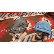 🐾素色款雙面穿帽可拆/狗狗服飾🐶