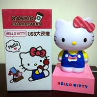 Hello kitty USB燈座