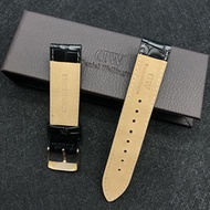 Strap / watch strap mens and womens leather belt substitute Tissot Longines Cassie