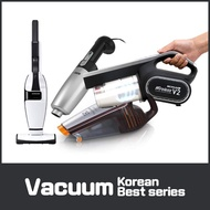 [Samsung Saylux Morun Electrolux] Handy wired / wireless vacuum cleaners for cars and household