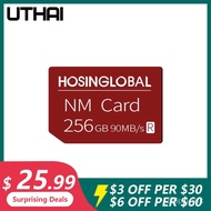 NM card 256GB nano memory card for Huawei Mate40 Mate30 X Pro P30 P40 Pro series Nova5 6 MatePad 2021 new version read 9