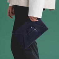 GEO4 Clutch, simple leather clutch, simple, iPad mini size