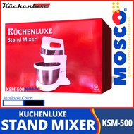 Kuchenluxe Stand Mixer KSM-500 Available Color: White and Black