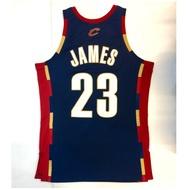 【毒】 mitchell & ness m&n LeBron James 新人年 復古球衣 騎士隊 SW球迷版球衣