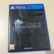 PS4  太空戰士 最終幻想15代(FF15) 繁體中文版