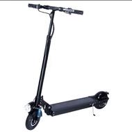 8吋電動滑板車S1,折疊輕鬆方便、推把油門設計、智能環保電動車、時尚代步車(圖片僅供參考,商品本身不含座椅)