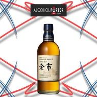 Nikka Yoichi Single Malt Japanese Whisky ABV 45% (700ml) - No Box