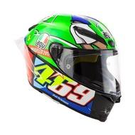 Agv Pista Gp Hayu -@ R Rossi Mugello 2017 Cheapest 124; Full Face Helmet