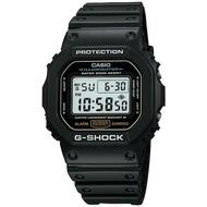 【CASIO 卡西歐】G-SHOCK 街頭潮流電子手錶(DW-5600E-1)