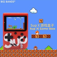 for sup game box 400 games in 1 pocket game or conect tv 5 colors