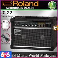 Roland JC22 Jazz Chorus Guitar Amplifier (JC-22 / JC 22)