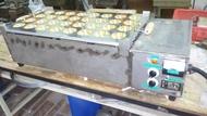 全新 電熱32孔紅豆餅爐 電熱 電力 紅豆餅機 220V5.5KW 單相電源 25A