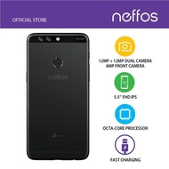 TPLINK Neffos N1 4+64GB Rom 2 Years Neffos Warranty