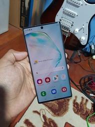 Handphone Hp Samsung Galaxy Note 10 Ram 8gb Internal 256gb Second Seken Bekas Murah