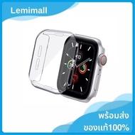 เคส สำหรับ AppleWatch ขนาด 38 มม. 40 มม. 42 มม. 44 มม. ซิลิโคนอ่อนนุ่มหุ้มใสสำหรับ iWatchSeries 5-4-3-2-1