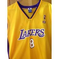 Lakers 湖人隊 #8號 Kobe Bryant 球衣