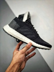 Adidas Pure BOOST Element 黑白   情侶款