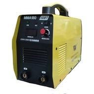 直流變頻電焊機MMA180 220V/380V 自動轉換