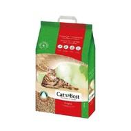 凱優CAT'S BEST 凝結木屑砂-紅標-單包13KG-30L/19.2KG-40L『WANG』