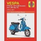 Vespa P/Px125, 150 & 200 Scooters Service & Repair Manual: (incl. LML Star 2t) 1978 to 2017