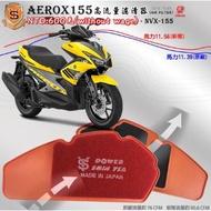 AEROX高流量<海綿+塑膠框>2代 適用:AEROX-155(2018年)、NVX-155(2018年)