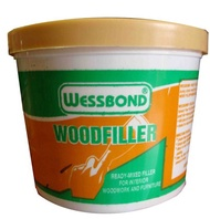 WESSBOND Wood Filler Putty - Fast-Drying! Colour Options available (Teak/Natural)