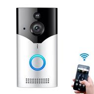 Video DoorBell  WT602 Low-Power Visual Smart Video Doorbell WiFi Voice Intercom Remote Monitoring Doorbell, Specification: Doorbell