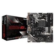 【超商免運】 華擎 AB350M-HDV R4.0 全新工業包 主機板 【更新BIOS可支援第3代CPU】