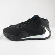 NIKE ZOOM FREAK 1 EP 籃球鞋 BQ5423004 男款 黑X銀勾 大尺碼【iSport愛運動】