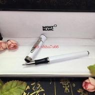 新款現貨實拍MontBlanc萬寶龍鋼筆 簽字筆 萬寶龍波西米亞系列黑色樹脂紅寶石.藍寶石.紫色寶石墨水筆25100