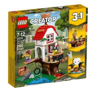 LEGO 樂高 CREATOR 創意系列 31078 尋寶樹屋 【鯊玩具Toy Shark】