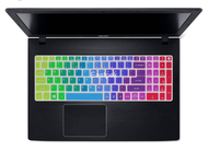 Eastpek 15.6 inch Silicone keyboard cover Protector for Acer Aspire E15 E 15 E5-576 E5576 V3 V15 E5-553G/575G / Aspire 3 5 7 Series
