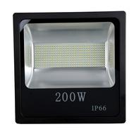 LED戶外投射燈200W 招牌燈 廣告燈 探照燈 全電壓【20000流明】【防水等級IP66】