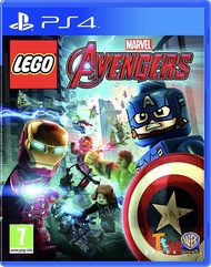 PS4 : lego marvel avengers