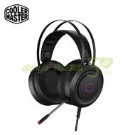 酷碼CoolerMaster CH321 電競耳機/USB/50mm單體/PU皮革