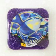 神奇寶貝 Tretta 紫P 閃卡 蓋歐 比賽卡
